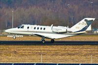 D-IFDN @ EDDR - Cessna 525A Citation CJ2+, - by Jerzy Maciaszek