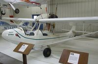 N10973 - Curtiss-Wright CW-1 Junior at the Mid-America Air Museum, Liberal KS - by Ingo Warnecke
