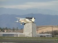 N67736 @ POC - High enough to begin retracting landing gear - by Helicopterfriend