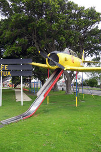 NZ918 - Playground at Pahiatua - by Micha Lueck