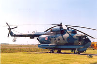 1011 @ EBLG - Polish Navy at Heli Meet at Bierset - by Henk Geerlings