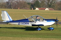 G-VORN @ EGBO - at the Icicle 2012 fly in - by Chris Hall
