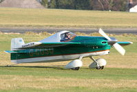 G-CGSU @ EGBO - at the Icicle 2012 fly in - by Chris Hall