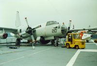 131542 - Lockheed P2V-5 Neptune Patrol Bomber S/N 131542 at the Intrepid Sea-Air-Space Museum, New York City, NY - circa early 1990's - by scotch-canadian