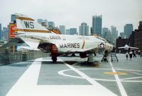 150628 - McDonnell F-4B Phantom II S/N 150628 at the Intrepid Sea-Air-Space Museum, New York City, NY - circa early 1990's - by scotch-canadian