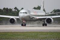 N422LA @ MIA - Florida West 767