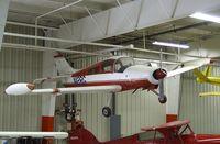 N12RG - Cavalier (Gumm) SA-102-5 at the Mid-America Air Museum, Liberal KS - by Ingo Warnecke