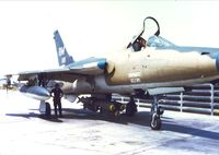 61-0188 - F-105 61-0188 from the 354TFS at Takhli RTAFB.  This aircraft had several names while flying combat.  The picture shows the Thud as Stephanie Allison, named after the young daughter of 1Lt Bruce Cox. - by Bruce Cox