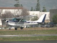 N1194M @ POC - Slight gust of wind - by Helicopterfriend