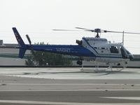 N50NT @ CCB - Down on the helipad - by Helicopterfriend