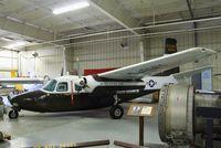 N711YY - Aero Commander 520 at the Mid-America Air Museum, Liberal KS