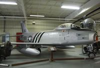 53-1501 - North American F-86H Sabre at the Mid-America Air Museum, Liberal KS - by Ingo Warnecke