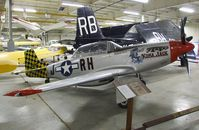 N951JH - Lakeland Flyers 2/3 scale P-51 Mstng at the Mid-America Air Museum, Liberal KS