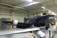 N100CV - Vought F4U-5NL Corsair at the Mid-America Air Museum, Liberal KS - by Ingo Warnecke
