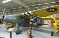N9362H - Stinson V77 Reliant I at the Mid-America Air Museum, Liberal KS