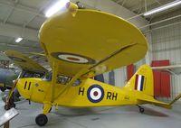 N34690 - Stinson 10A at the Mid-America Air Museum, Liberal KS