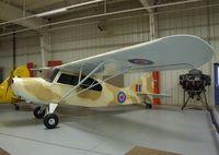 N2735E - Aeronca 7AC at the Mid-America Air Museum, Liberal KS