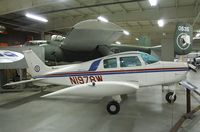 N1978W - Beechcraft B19 Musketeer Sport 150 at the Mid-America Air Museum, Liberal KS