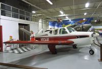 N80441 - Beechcraft 35 Bonanza at the Mid-America Air Museum, Liberal KS