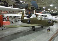 N4140 - Mooney M.18C Mite at the Mid-America Air Museum, Liberal KS