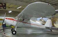 N72948 - Cessna 120 at the Mid-America Air Museum, Liberal KS