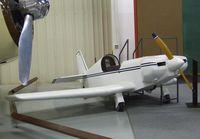 N982GS - Rand-Robinson (G. Swanson) KR-1 at the Mid-America Air Museum, Liberal KS