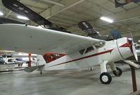N19462 - Cessna C-145 Airmaster at the Mid-America Air Museum, Liberal KS