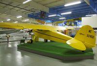 N32450 - Cessna C-165 Airmaster at the Mid-America Air Museum, Liberal KS