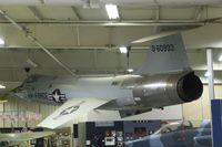 56-0933 - Lockheed F-104C Starfighter at the Mid-America Air Museum, Liberal KS - by Ingo Warnecke