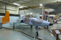 60-0583 - Northrop GT-38A Talon at the Mid-America Air Museum, Liberal KS
