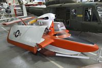 158786 - Pereira X-28A Osprey at the Mid-America Air Museum, Liberal KS