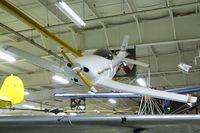N31SB - Rand-Robinson (S.J. Bailey) KR-1 at the Mid-America Air Museum, Liberal KS