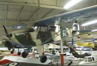 N37214 - Interstate S-1A Cadet at the Mid-America Air Museum, Liberal KS