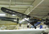 N48433 - Aeronca 0-58B / L-3B at the Mid-America Air Museum, Liberal KS