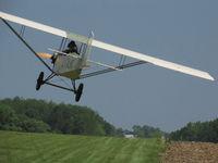 C-FAUK - on approach for landing - by Bill Church