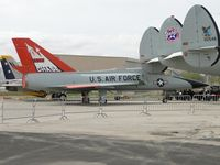 57-2513 @ CNO - Moved outside Yank's Museum hanger and parked next to the EC-121T for display - by Helicopterfriend