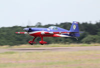 F-TGCJ @ LFGI - landing at darois airport - by olivier Cortot