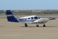 N682AT @ AFW - ATP at Alliance Airport - Fort Worth, TX