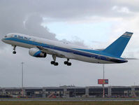 4X-EBT @ AMS - Take off from runway 24 of Schiphol Airport - by Willem Göebel