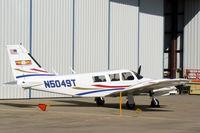 N5049T @ DTO - At Denton Municipal Airport