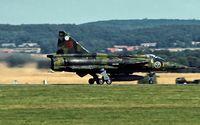 37976 @ ESTA - take off from Ängelholm - by Friedrich Becker