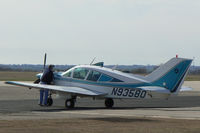 N93580 @ CPT - At Cleburne Municipal Airport