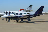 N182ME @ AFW - At Alliance Airport - Fort Worth, TX