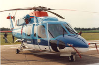 PH-NZW @ EHGR - KLM Helikopters - by Henk Geerlings