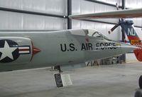 55-2967 - Lockheed YF-104A Starfighter at the Pueblo Weisbrod Aircraft Museum, Pueblo CO