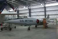 55-2967 - Lockheed YF-104A Starfighter at the Pueblo Weisbrod Aircraft Museum, Pueblo CO