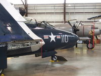 138876 - Grumman F9F-6 Cougar at the Pueblo Weisbrod Aircraft Museum, Pueblo CO