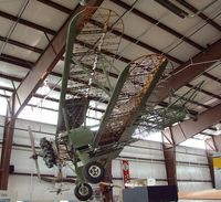 42-17780 - Stearman PT-13D at the Pueblo Weisbrod Aircraft Museum, Pueblo CO