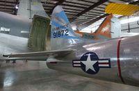 49-1872 - Lockeed P-80C Shooting Star at the Pueblo Weisbrod Aircraft Museum, Pueblo CO