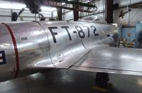 49-1872 - Lockeed P-80C Shooting Star at the Pueblo Weisbrod Aircraft Museum, Pueblo CO